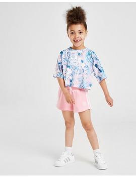 adidas-originals-girls-marble-t-shirt_short-set-children by adidas-originals