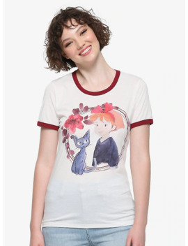 studio-ghibli-kikis-delivery-service-watercolor-girls-ringer-t-shirt by hot-topic