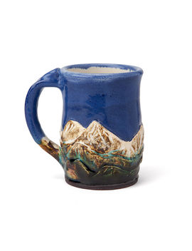the-mountains-are-calling-mug by uncommon-goods