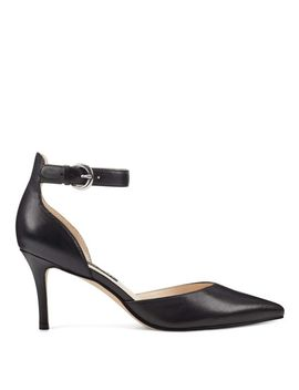 Mae Ankle Strap Pumps by Nine West