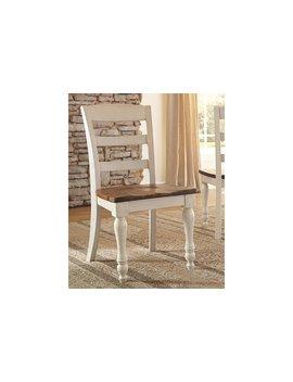 Marsilona Dining Room Chair                                       (Set Of 2) by Ashley Homestore