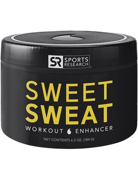 Sweet Sweat Workout Enhancer   Unscented (6.5 Oz.) by Sports Research Corporation