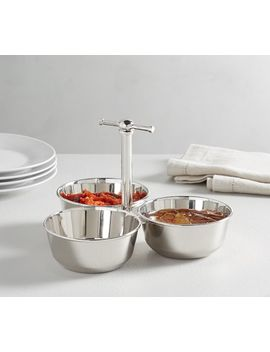 harrison-stainless-steel-condiment-server by pottery-barn
