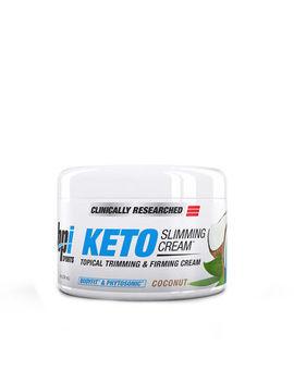 Bpi Sports Keto Slimming Cream™   Coconut by Gnc