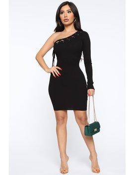 compliments-all-around-mini-dress---black by fashion-nova