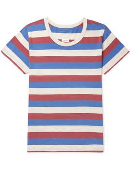 striped-cotton-jersey-t-shirt by striped-cotton-jersey-t-shirt