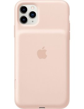 iphone-11-pro-max-smart-battery-case---pink-sand by apple