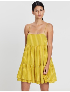 pollino-stripe-dress by c&m-camilla-and-marc