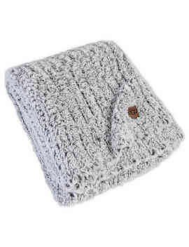 ugg®-seacliff-reversible-throw-blanket-in-charcoal by bed-bath-and-beyond
