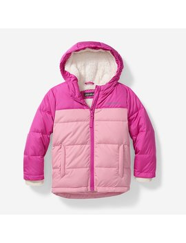 Classic Down Jacket   Colorblock by Eddie Bauer