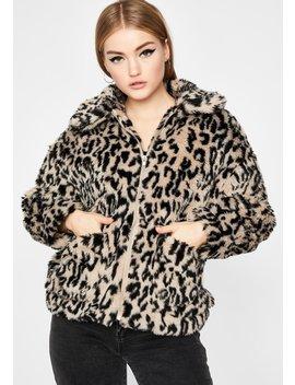 posh-cat-faux-fur-jacket by dolls-kill