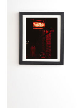 deny-designs-marfa-night-vibes-framed-art by pacsun