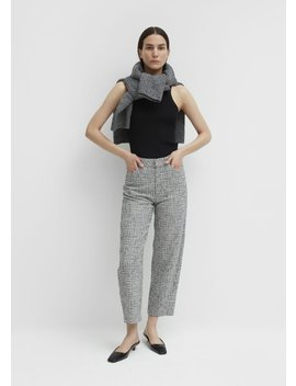 novara-trousers-bouclé-tweed by toteme