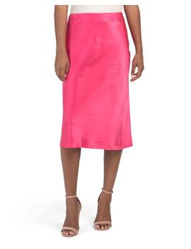 silk-blend-marta-skirt by cinq-a-sept