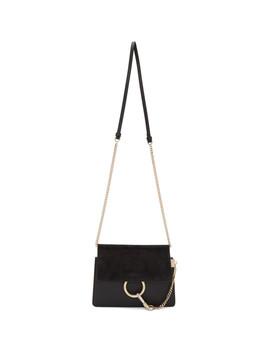 black-mini-faye-bag by chloÉ