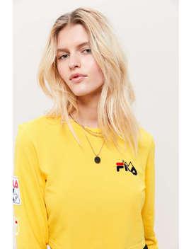 fila-uo-exclusive-nova-long-sleeve-tee by fila