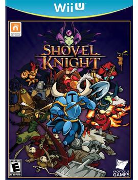 shovel-knight by yacht-club-games