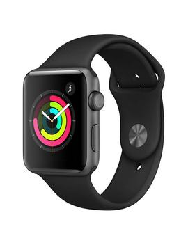 apple-watch-series-3-gps-with-black-sport-band---42mm---space-gray by costco