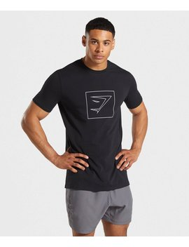 Outline T Shirt by Gymshark