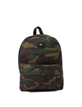 Vans Old Skool Backpack   Camo by Vans