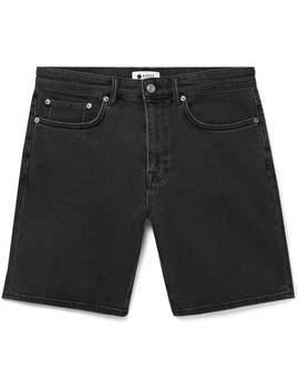 slim-fit-stretch-denim-shorts by slim-fit-stretch-denim-shorts