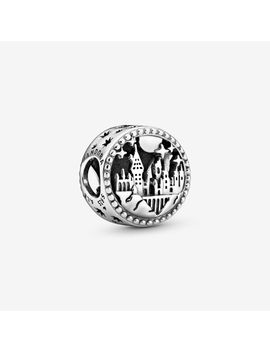 Harry Potter, Hogwarts School Of Witchcraft And Wizardry Charm by Pandora