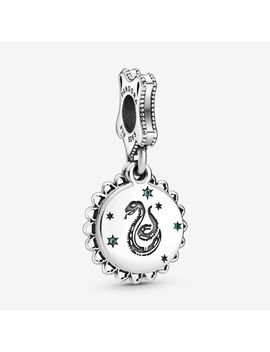 harry-potter,-slytherin-dangle-charm by pandora