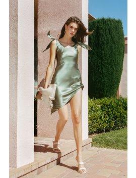 Delilah Dress   Seaspray by Cult Gaia