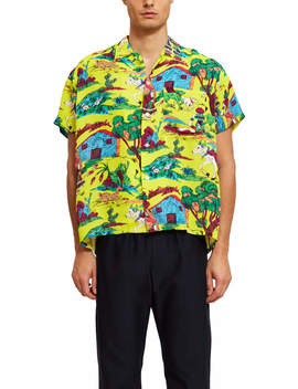 bode-village-scene-creme-de-chine-shirt by bode-village-scene-creme-de-chine-shirt