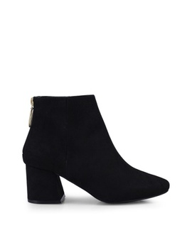 Black Brixton Ankle Boots by Miss Selfridge