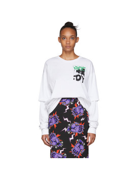 white-spray-blurred-long-sleeve-t-shirt by off-white
