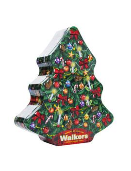 christmas-shortbread-mini-tree-tin by walker