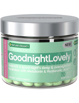 goodnightlovely-softgels by natures-bounty