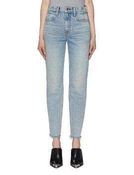 'cult' Zip Side Jeans by Alexander Wang