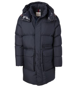 Hostomme Long Parka With Hood by Holt Renfrew
