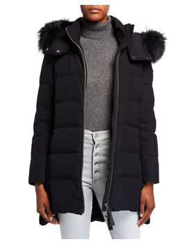 detachable-fur-trim-channel-quilted-stretch-down-coat by derek-lam-10-crosby