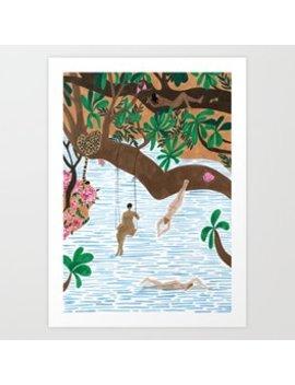great-ocean-road-art-print by society6