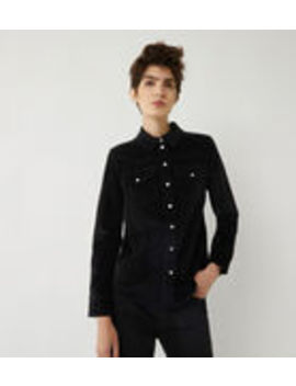 Cord Shirt by Warehouse