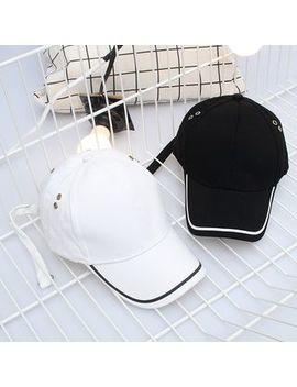 buttercap---contrast-trim-baseball-cap by buttercap