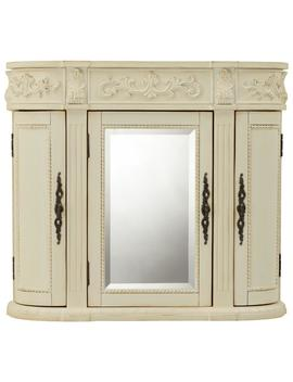 chelsea-31-1_2-in-w-bathroom-storage-wall-cabinet-with-mirror-in-antique-white by home-decorators-collection