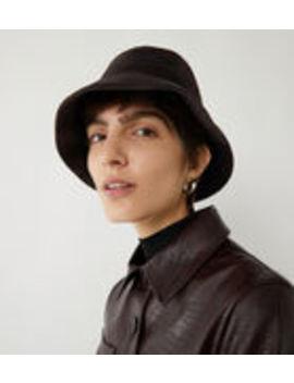 Jumbo Cord Bucket Hat by Warehouse