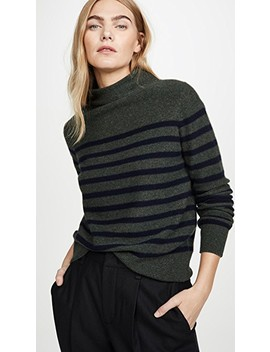 brenton-stripe-cashmere-sweater by vince