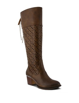 naiphelia-perforated-tall-boot by spring-step