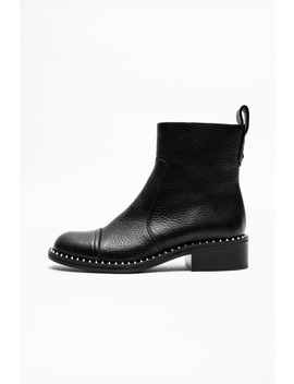 Empress Clous Boots by Zadig & Voltaire