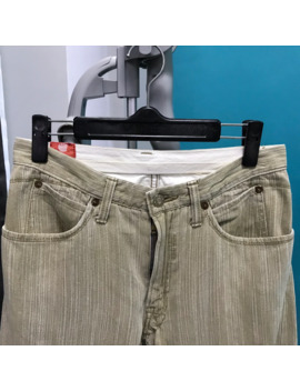 japanese-brand-blue-way-modern-vintage-striped-jeans by japanese-brand  ×