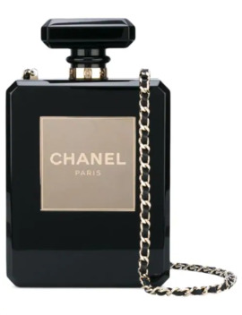 perfume-bottle-bag by chanel-pre-owned
