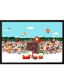 South Park Cast by All Posters