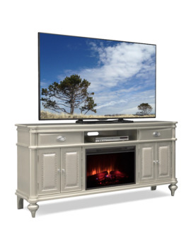 Esquire Fireplace Tv Stand by Value City Furniture