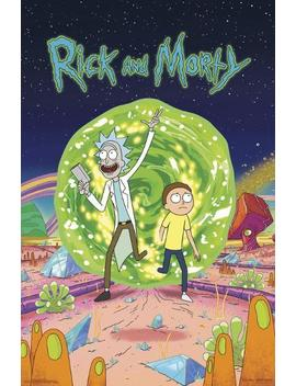 Rick And Morty   Cover by All Posters