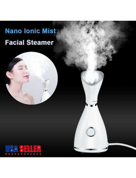 professional-nano-ionic-facial-steamer-mist-salon-portable-beauty-face-skin-care by unbranded